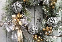 winter wreaths ideas