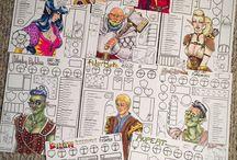 Tabletop RPG Design Ideas