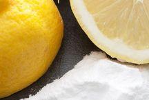 Baking soda/ natron