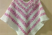 Womens and girls Clothing accesories / Crochet poncho