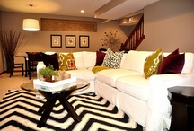 family room / by Ashley Mullins McGee
