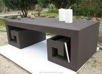 carton / meuble