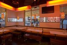 Restaurants | DIne Here / by Christi Barbour | Interior Designer