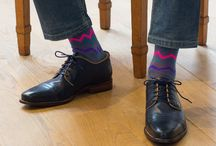 Get inspired 2015 AW / Harmony between sock and shoe. You will recognise a well-dressed gentleman by his socks. A more than well-dressed gentleman you will recognise by the combination of his socks and shoes. It is about finding harmony. Both the sock and the shoe will show to full advantage. Effio offers you a helping hand.