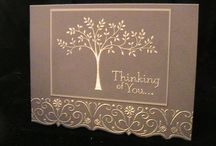 Stampin'UP Thoughts and Prayers