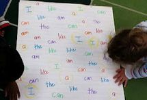 Sight words / by Nicole Williams-Goldie