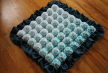 Puff or Biscuit Quilt
