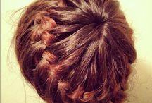 hair / by Reyna Hammer