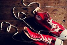Converse-N-ation ;) / Converse sneakers have long been a classic pleasure to rock. Take a look at these and drool.