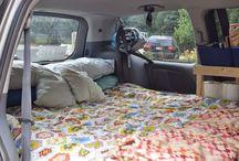 Camper Van Ideas!