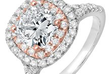 Diamonds Are A Girl's Best Friend / Diamond jewellery and pieces from Salera's