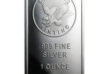 Silver Bullion Bars / An assortment of silver bullion bars from various manufacturers are available online at TexasBullion.com.  Take advantage of our incredible pricing on all silver bars and add a few silver bullion bars to your precious metals portfolio today.