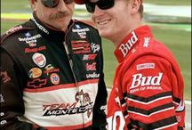 Father & Son Earnhardt