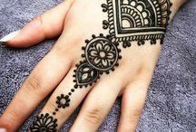 Henna-design