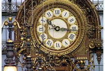 Clocks and Timepieces