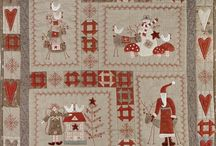 Patchwork - Xmas / by Kate Mullooly