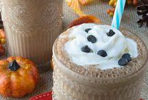 smoothies/shakes