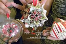Christmas Ornaments / DIY Christmas Ornaments