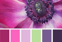 Creative - Palettes I love / Awesome palette color combinations to use for projects