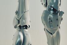 Cybernetic tech: heroes R Born