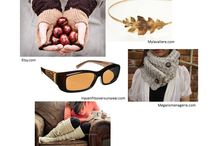 Fall Accessories / Its the little things that add that wow factor. www.havenfitsoversunwear.com