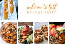 Hosting food party ideas