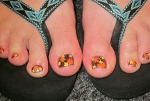 Toe art / by Gretchen McGuire