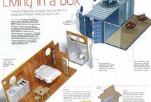 Case Container Di Spedizione