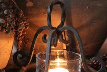 Свет, фонарь, огонь