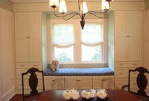 new dining room / by Toni Goodall
