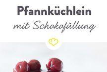 Pfannkuchen/Pancakes/Waffeln