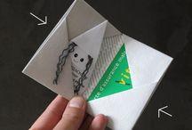 Idées d'origami