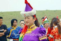 Mongolia project / by Jennifer Engelland