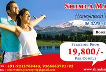 Shimla Manali Tour / Shimla Manali Trips Offering Shimla & Manali tour packages.