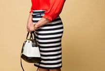 stripes and colorblocks