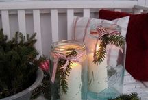 Nordic Christmas inspiration 2014 / Ting og sager der skal hjælpe med inspiration til dette års nordisk jul.