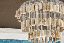 DIY WINE CORKS / ideas for those accumulating wine corks