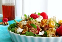 Recipes to try *Salads*