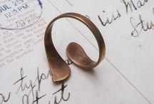 Sieraden / Ring - koper