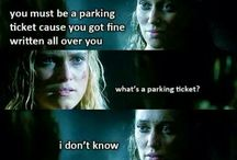 The 100 clexa pick up lines