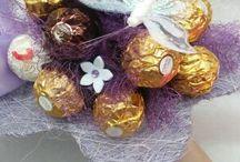 ballagási csokor