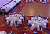 hall setting