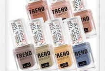 Trend Edition - sezonowe kolekcje lakierów od WIBO / Na półkach Wibo pojawi się nowa linia lakierów Trend Edition, będąca uzupełnieniem trendów lansowanych przez projektantów mody. Kolekcja przygotowana dla każdej modnie ubranej kobiety poszukującej idealnie dopasowanego lakieru do paznokci.