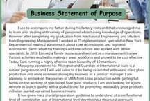 Business statement of purpose examples / Business statement integral component of your small business's overall strategic operation plan. Personal Statement Business has become one of the most important aspects of our PERSONAL STATEMENT OF PURPOS.