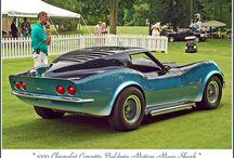 I Love My Corvette / by Sylvie Mean