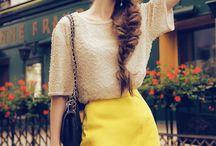 Clothes I love.