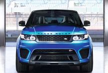 Range Rover / The Range Rover is a large luxury four-wheel drive sport utility vehicle (SUV) also with extensive off road capabilities, produced by British car maker Land Rover, and serves as its flagship model.
