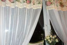 textilne dekoracie
