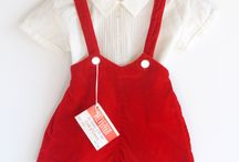 VINTAGE *All-In-Ones / Vintage one piece outfits, rompers, sailor suits, baby suits etc.