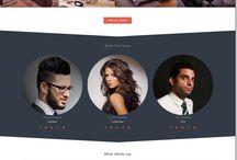 Web Design / by Victor Martinez